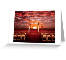 Portal to Happiness Greeting Card