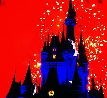 Sorcerer's Castle by princessshea
