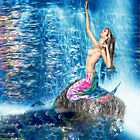 Mermaid Shower by Kristie Theobald