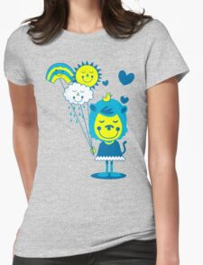Brighter Day Womens Fitted T-Shirt