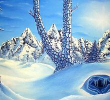 Winter Blues by Joshua Bales