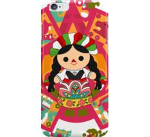 Maria 1 (Mexican Doll) iPhone Case/Skin