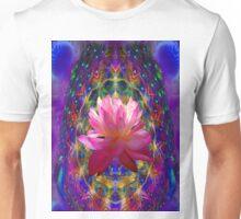 Lotus Mandala  Unisex T-Shirt