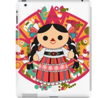 Maria 4 (Mexican Doll) iPad Case/Skin