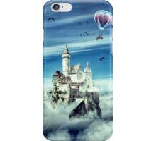 Laputa - Castle in the Sky iPhone Case/Skin