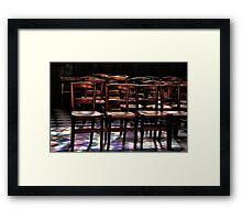 Everyday miracles Framed Print
