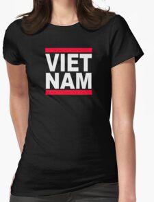 Vietnam Womens Fitted T-Shirt