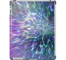 Photon World Algorithmic Abstract Art iPad Case/Skin