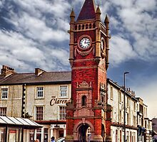 Redcar clock tower by John-Adams