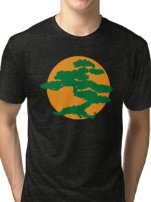 Bonsai Tree Tri-blend T-Shirt
