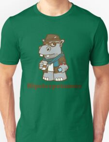 Hipsterpotamus T-Shirt