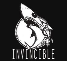 INVINCIBLE  by ZOMBIETEETH