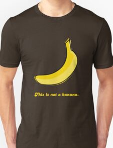 This is not a banana T-Shirt