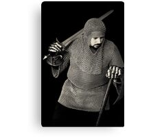 Medieval Knight #6 Canvas Print