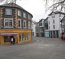 Joules In Bowness On Windermere by Keith Larby