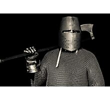 Medieval Knight #9 Photographic Print
