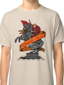 Wizard's Chess Classic T-Shirt
