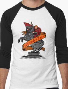 Wizard's Chess Men's Baseball ¾ T-Shirt