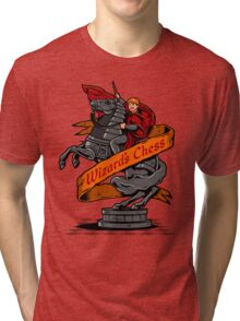 Wizard's Chess Tri-blend T-Shirt