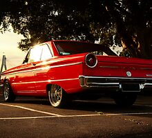 Ford XP Falcon by Andrew Croucher