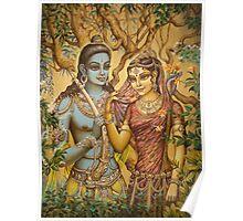 Sita and Rama Poster