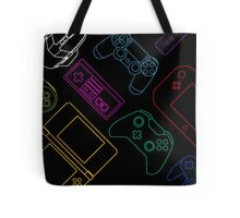 Video Game Controller Tote Bag