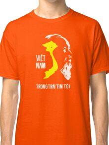 Vietnam Propagana - Vietnam in my Heart Classic T-Shirt