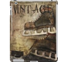 Hockey Memories iPad Case/Skin