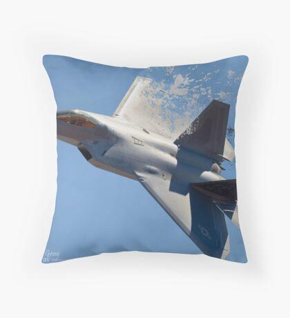 Shattered Flight Throw Pillow