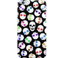Skulls In Space iPhone Case/Skin
