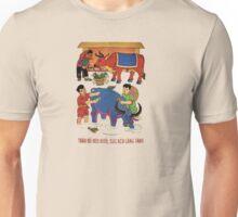 Vietnam Propagana - The Stronger the Buffalo Unisex T-Shirt