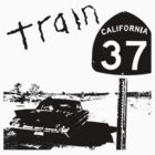 Train California 37 Car T-Shirt by ILoveTrain
