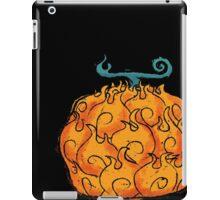 Akuma no mi paint iPad Case/Skin