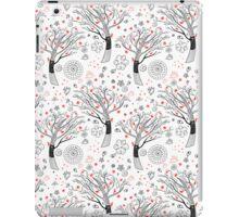 beautiful trees iPad Case/Skin