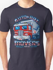 Auto-Box Moving Service T-Shirt
