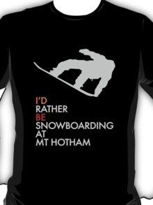 Mount Hotham Hoodies T-Shirt