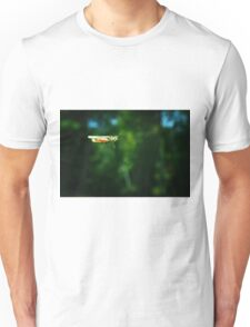 Hitchhiker on My Windshield Unisex T-Shirt