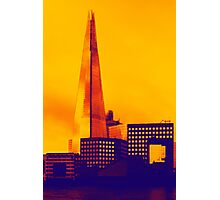 Modern - The Shard London England Photographic Print