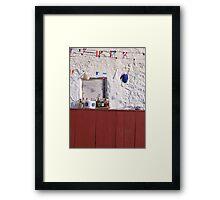 Popular Holidays Framed Print