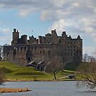 Linlithgow Palace 2 by Donald  Stewart