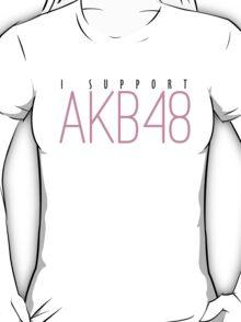 I Support AKB48 T-Shirt