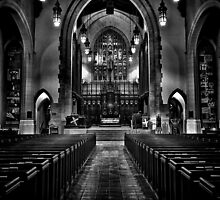 Metropolitan United Church 1 Toronto Canada by Brian Carson