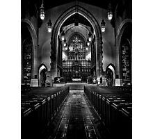 Metropolitan United Church 1 Toronto Canada Photographic Print