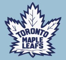 Toronto Maple Leafs Retro Logo Kids Clothes