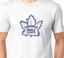 Toronto Maple Leafs Retro Logo Unisex T-Shirt
