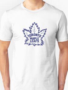 Toronto Maple Leafs Retro Logo T-Shirt