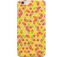 geometric I iPhone Case/Skin