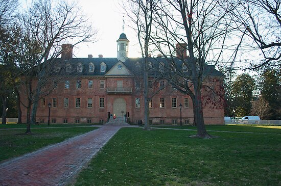William & Mary University by Penny Rinker