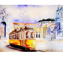 Lisbon... Photographic Print