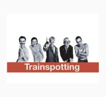 Trainspotting by garigots